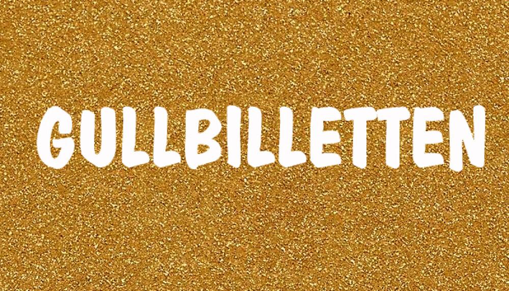 GULLBILLETTEN