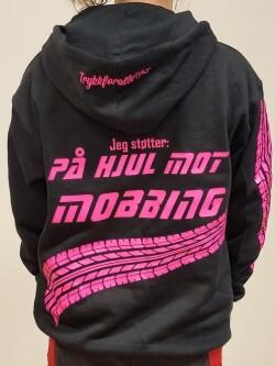 ROSA Hoodie - På Hjul Mot Mobbing